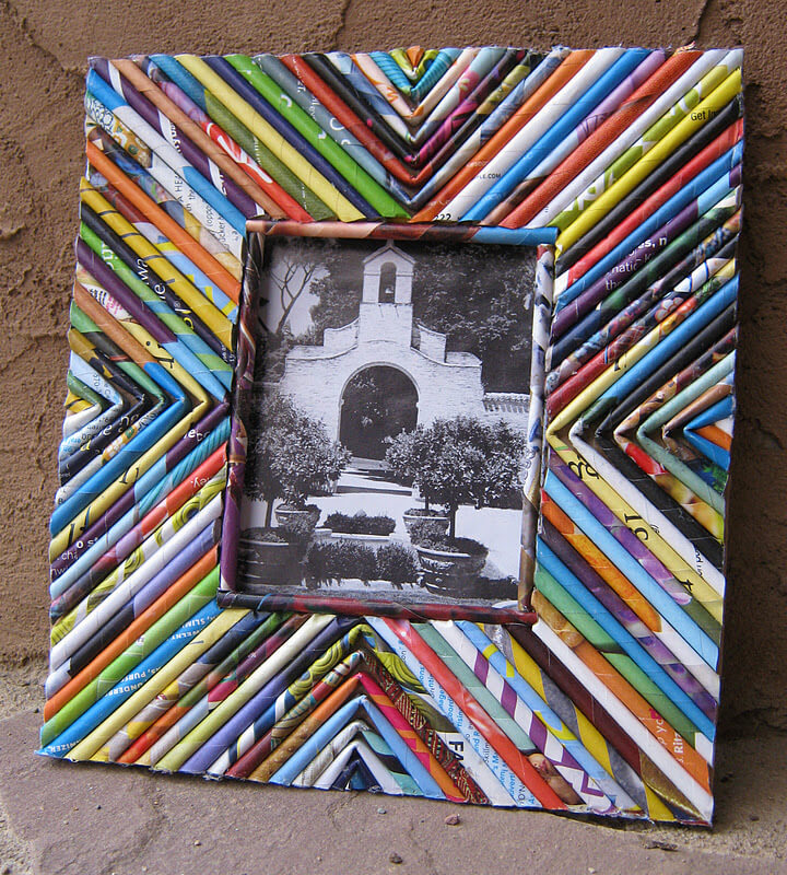 28 Best Diy Photo And Picture Frame Crafts Ideas And