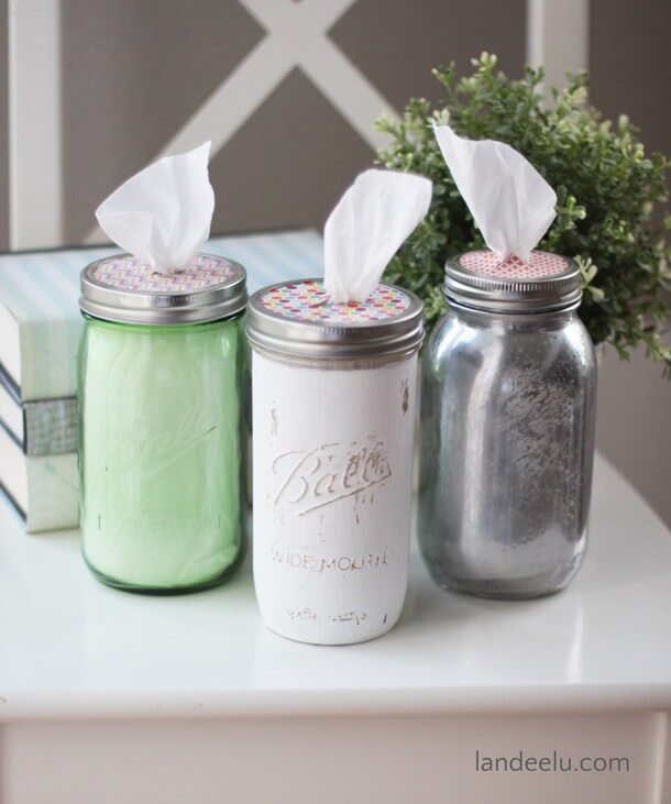 44 Best Diy Mason Jar Crafts Ideas And Designs For 2020
