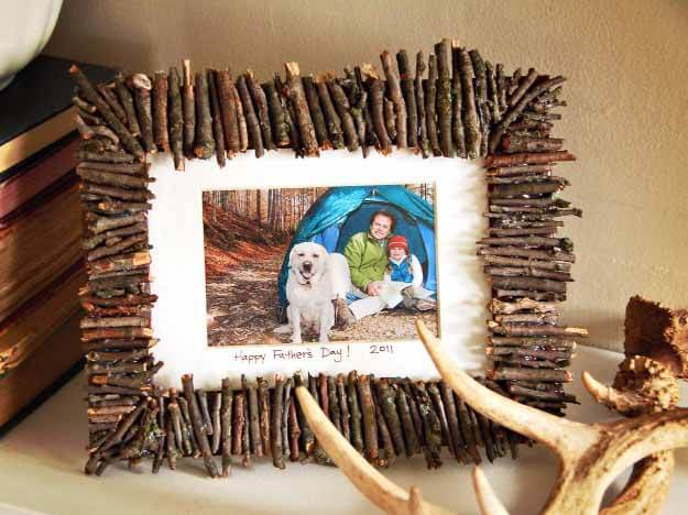 28 Best Diy Photo And Picture Frame Crafts Ideas And Designs For 2019