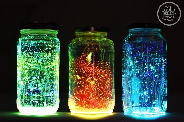 Mason Jar Crafts: 14 Easy and Creative Ideas
