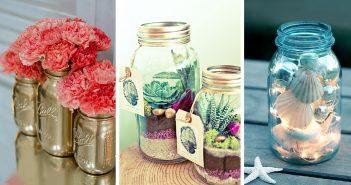Best DIY Mason Jar Crafts