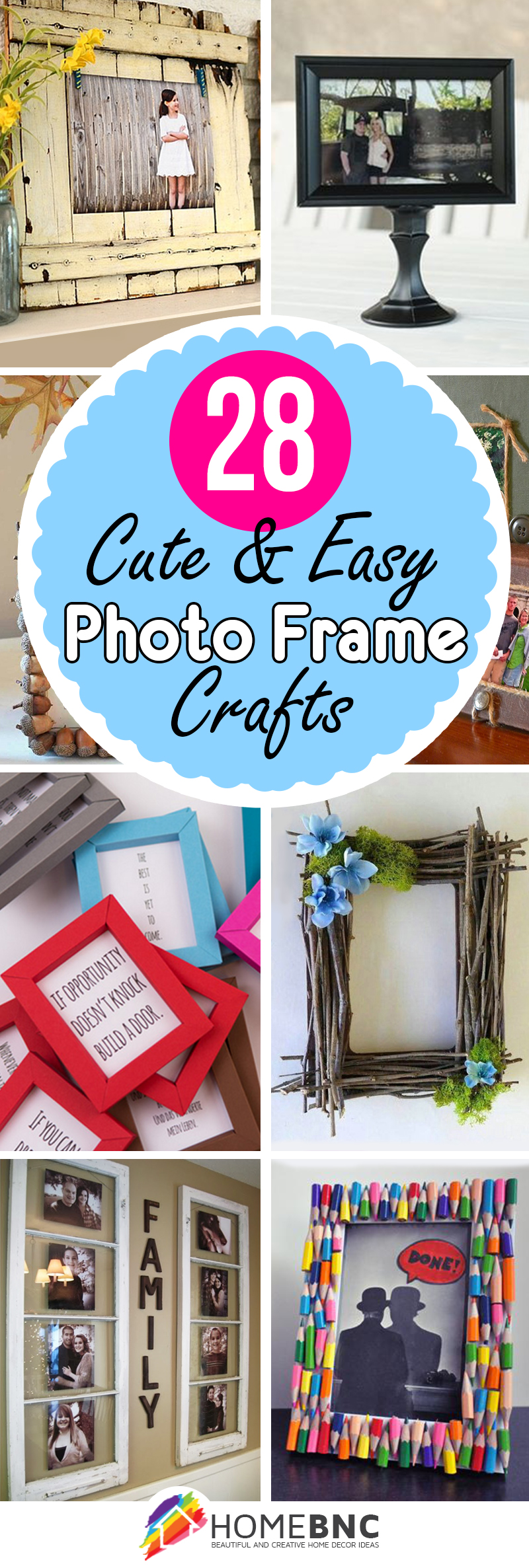 Picture Frame Decorating Ideas.28 Best Diy Photo And Picture Frame Crafts Ideas And