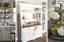 Farmhouse Kitchen Decor Designs