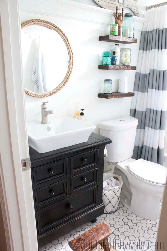 32 best small bathroom design ideas and decorations for 2019 Small bathroom remodel designs