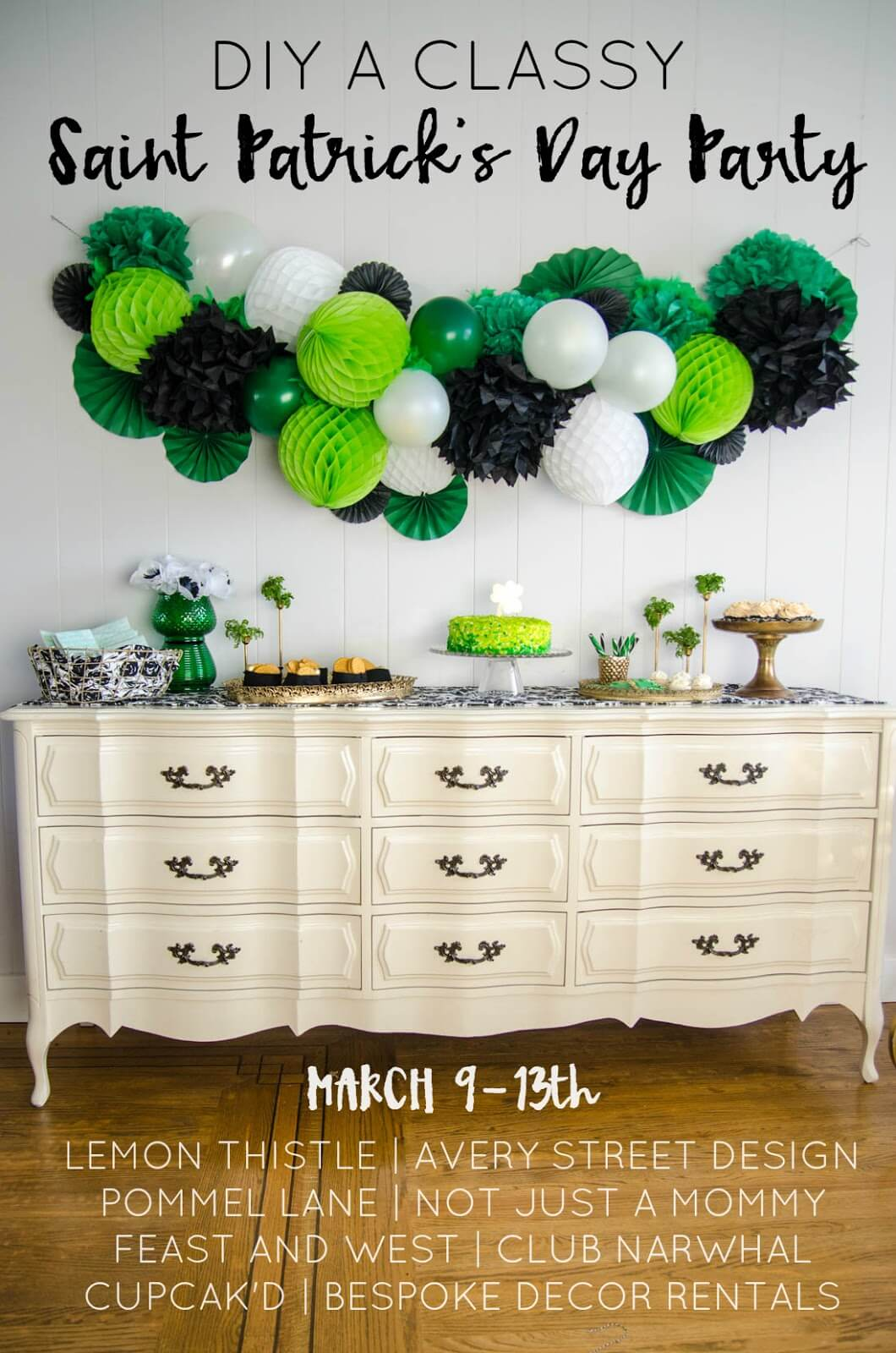 Site theme St patricks day adult party idea topic