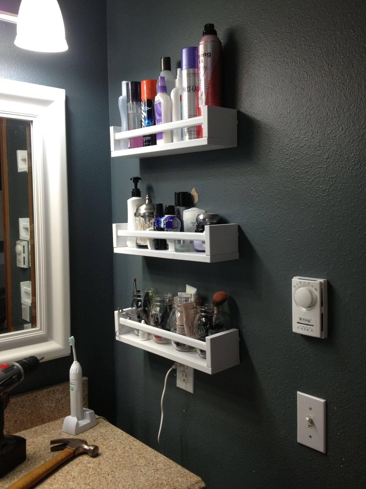 small shelving for bathroom daily new ideas of home design rh betapet store
