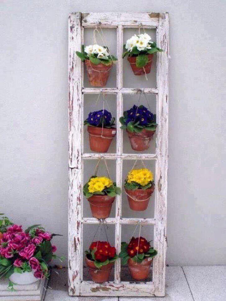 Repurposed Window Weights