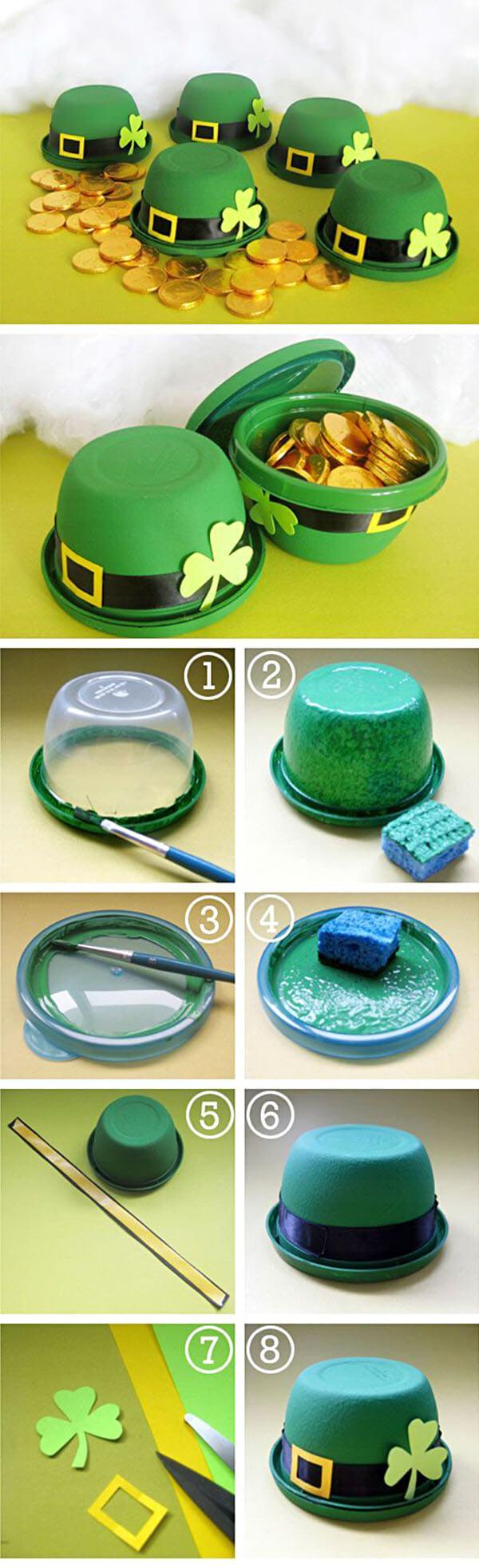 25 DIY-St.-Patrick-Day-Dekorationen, um Ihrem Zuhause Grün zu verleihen