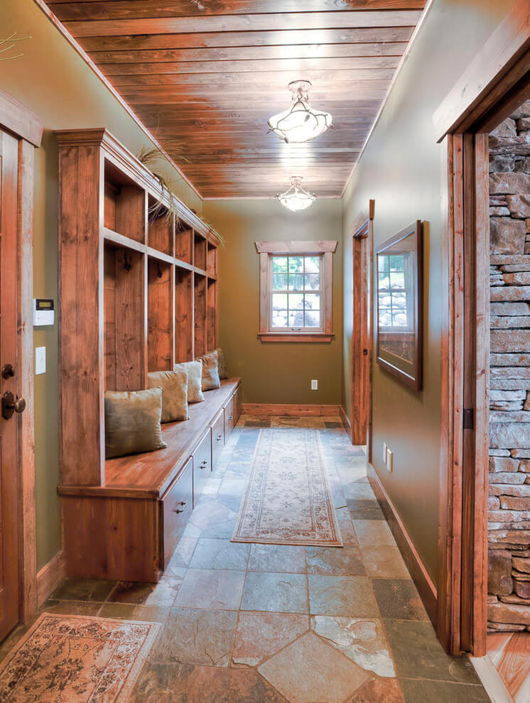 15 unique mudroom design ideas style motivation for Mudroom layout