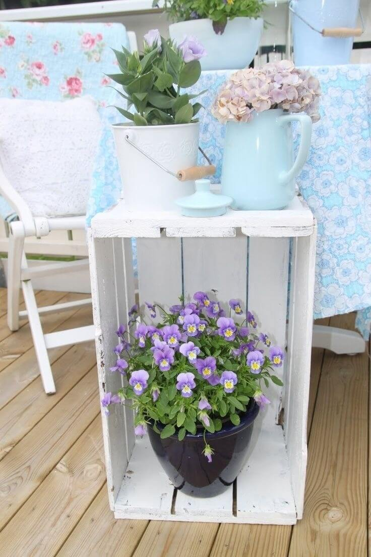 Welcome Spring: 18 Lovely Porch Decor Ideas