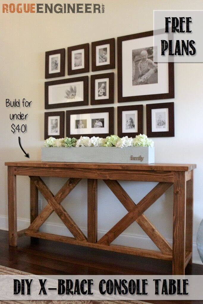 37 Best Entry Table Ideas Decorations And Designs For 2017