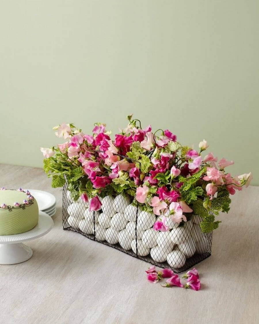 17 Bright Spring Home Decor Crafts to Refresh Your Home