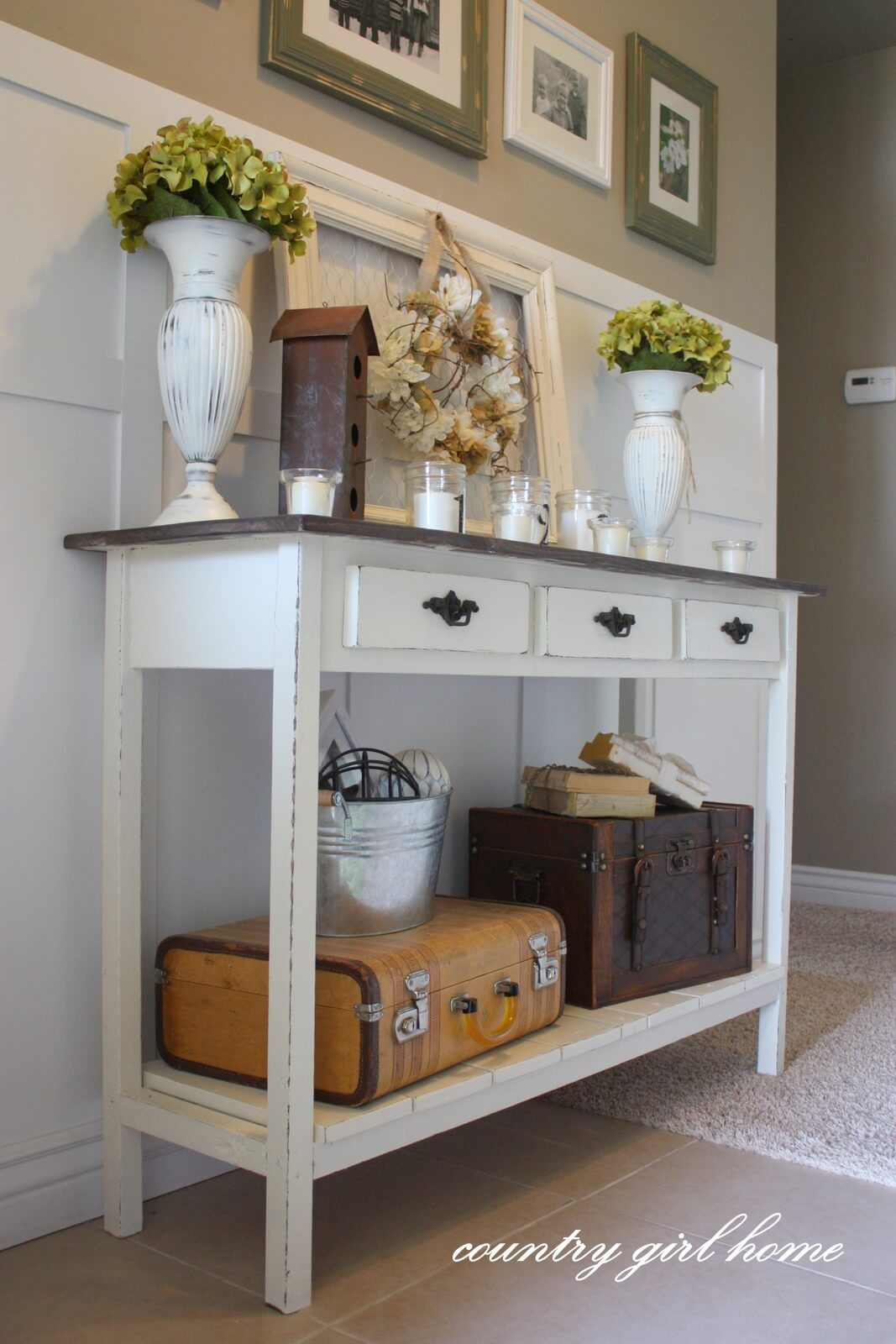 Provincial Pantry Table