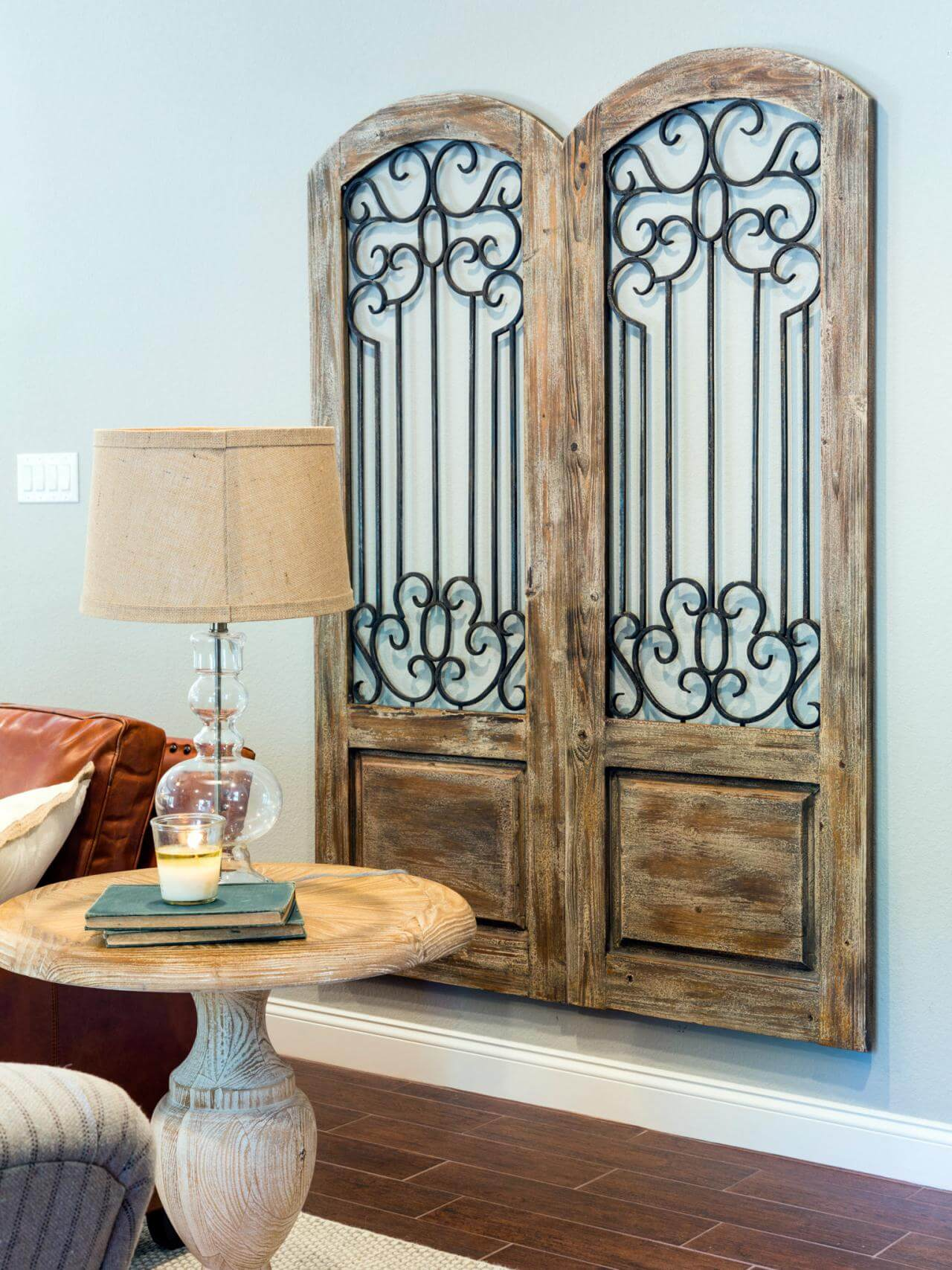 Amazing Living Room Cabinet Designs Antique Showcase Using: 45+ Best Repurposed Old Door Ideas And Designs For 2020