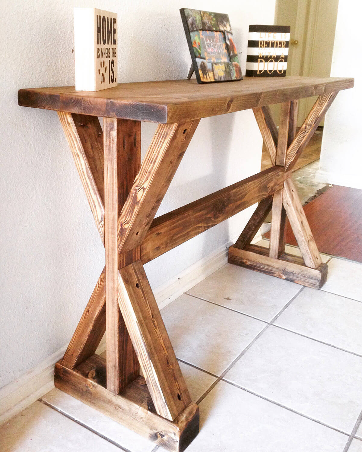 Folding Foyer Bench : Best entry table ideas decorations and designs for
