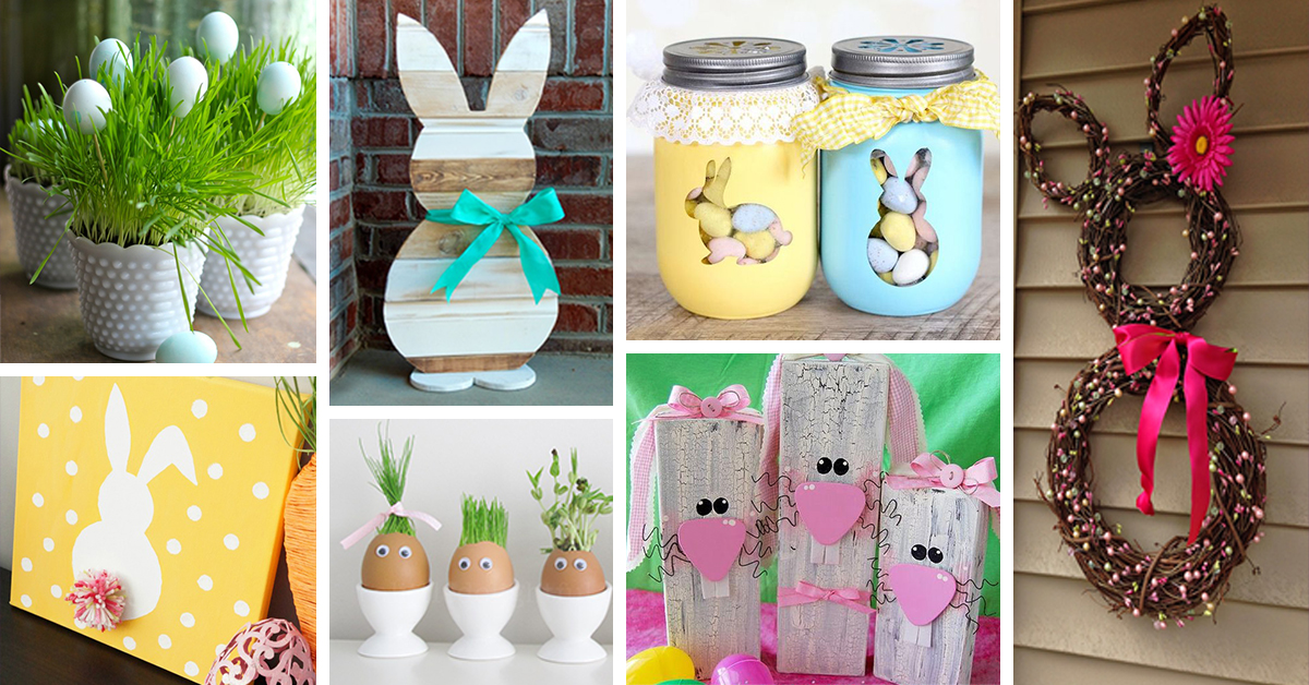 Best Diy Easter Decorations And Crafts