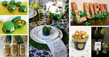 Best DIY St. Patrick's Day Decorations