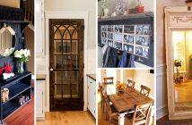 Best Repurposed Old Door Ideas