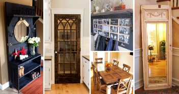 Best Repurposed Old Door Ideas