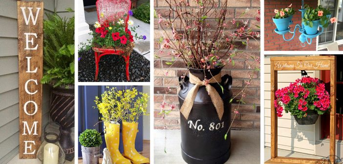 32 Best Spring Porch Decor Ideas And