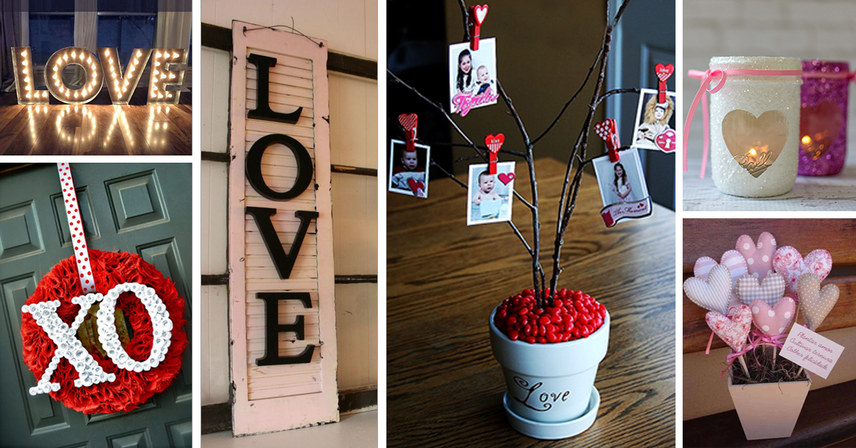 28 Best Valentine S Day Decor Ideas And Designs For 2017