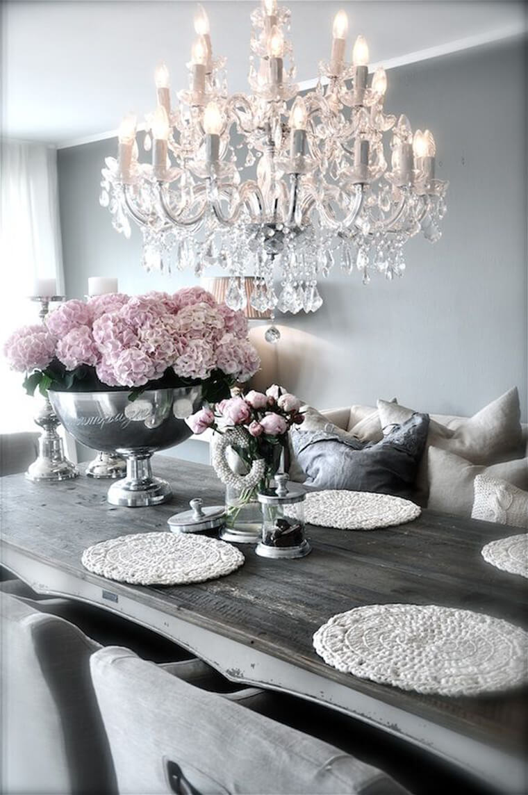 30 Best Rustic Glam Decoration Ideas And Designs For 2020