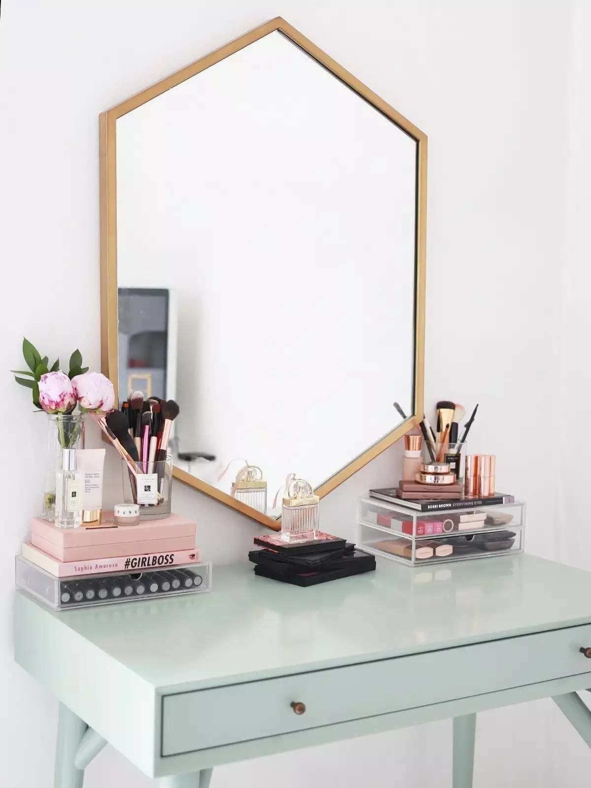 19 best makeup vanity ideas and designs for 2018
