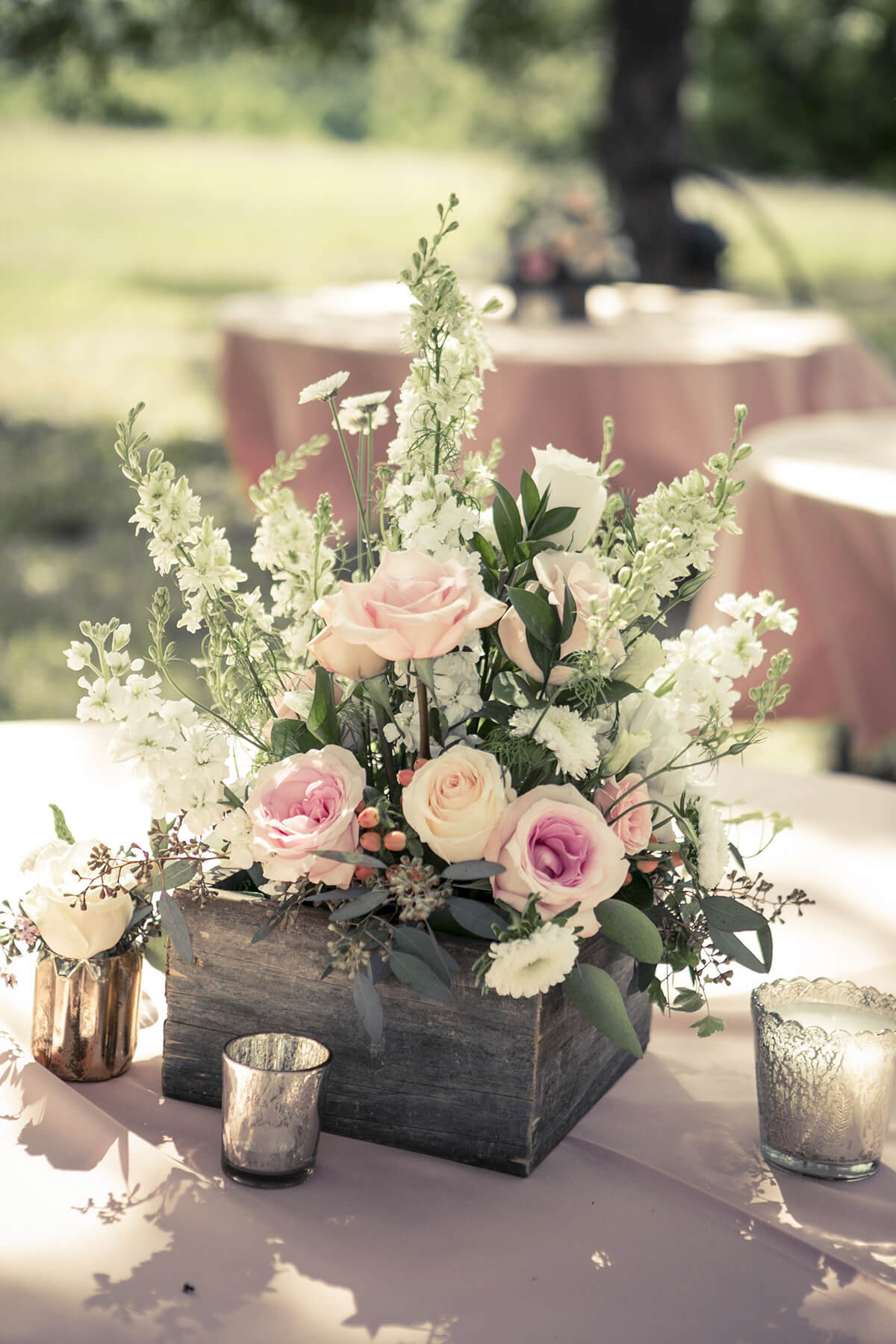 25 Best Rustic Wooden Box Centerpiece Ideas And Designs For 2019