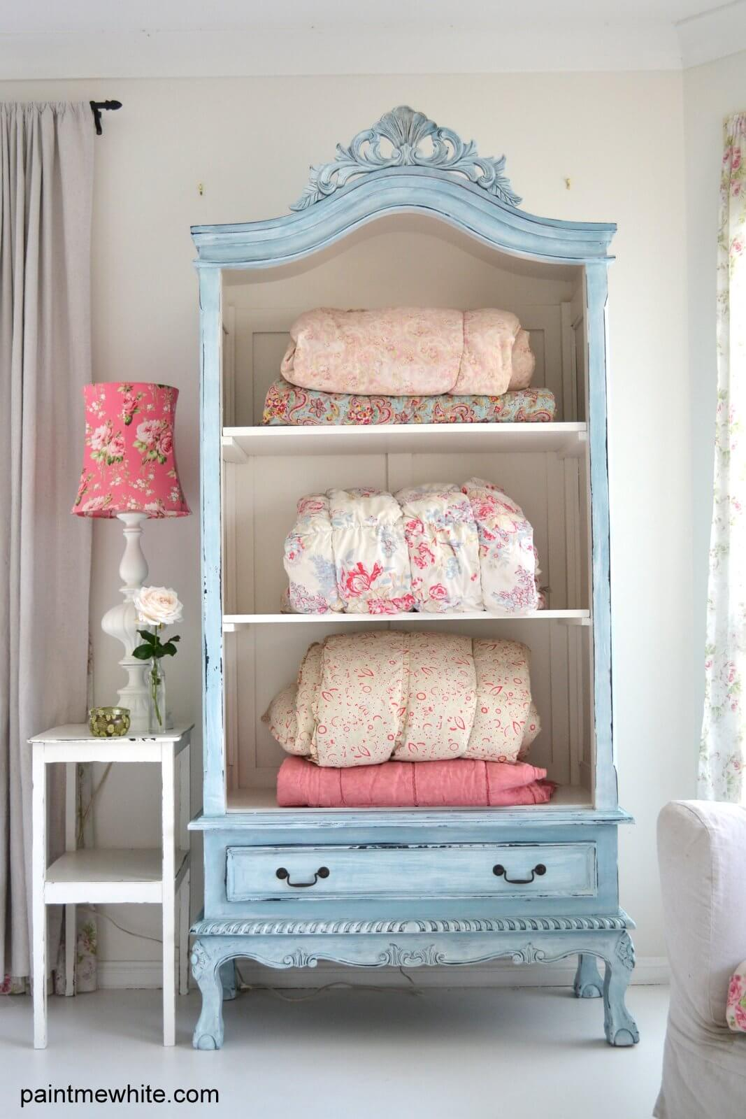 35 best shabby chic bedroom design and decor ideas for 2017 for Muebles shabby