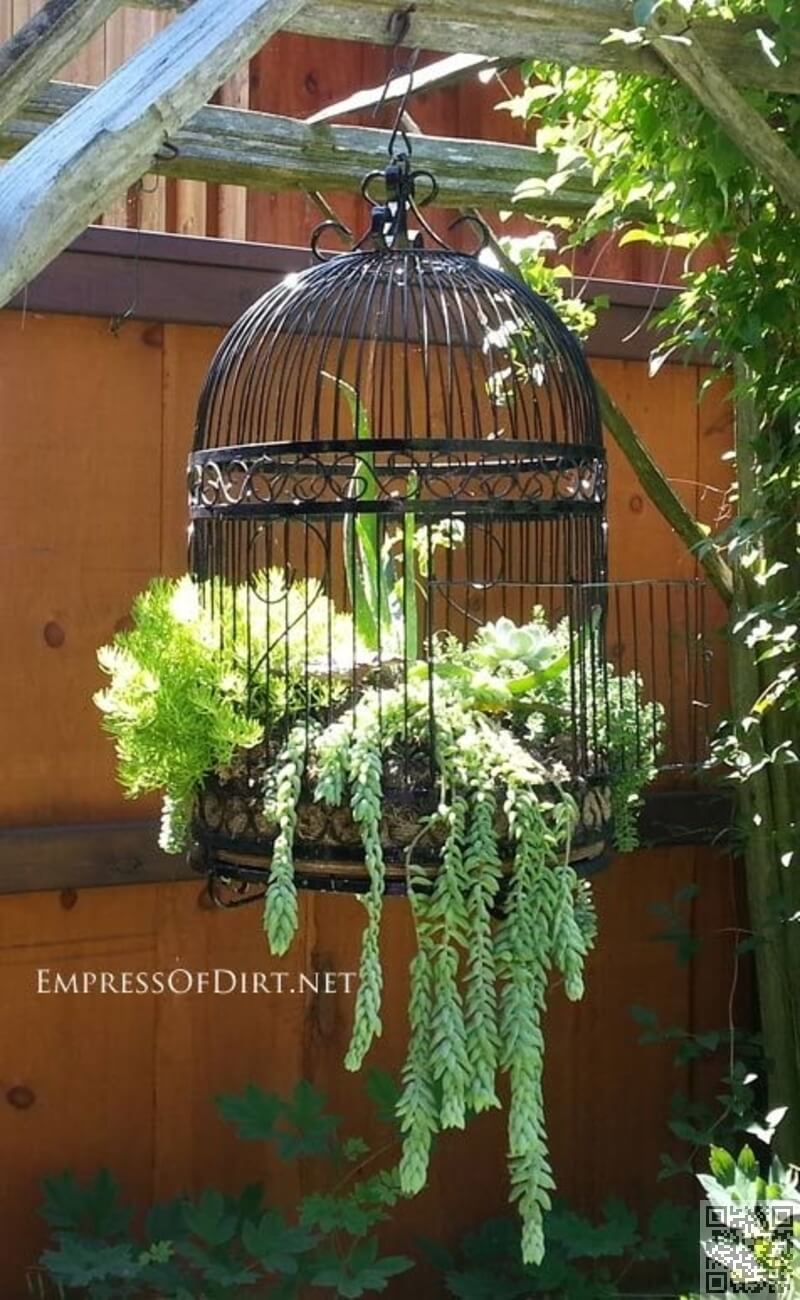 34 Best Vintage Garden Decor Ideas and Designs for 2018