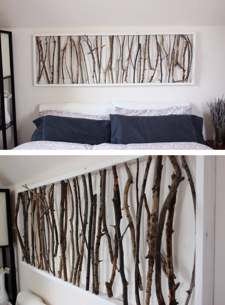 Tree Bedding Decor For White Tree