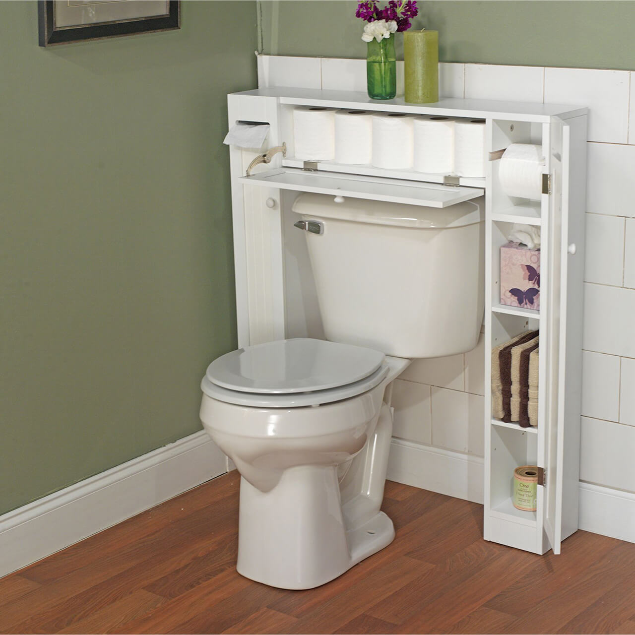 over the toilet cabinet - Bathroom Cabinets That Fit Over The Toilet