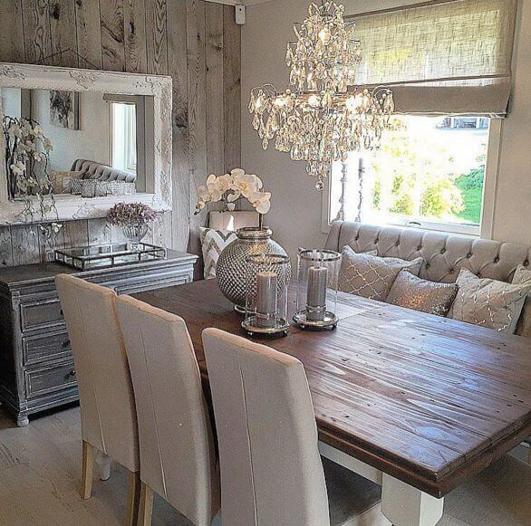 Best rustic glam decoration ideas and designs for