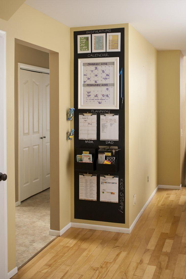 Calendar Ideas For Home : Best command center ideas and designs for