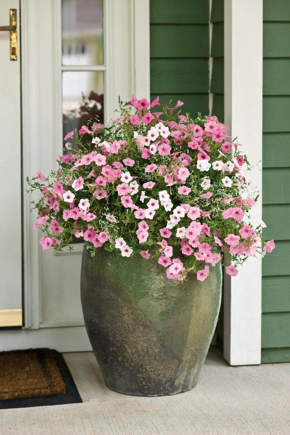 Welcome Spring 17 Great Diy Flower Pot Ideas For Front Doors Style Motivation