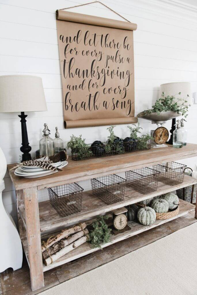 . 37 Best Farmhouse Dining Room Design and Decor Ideas for 2019