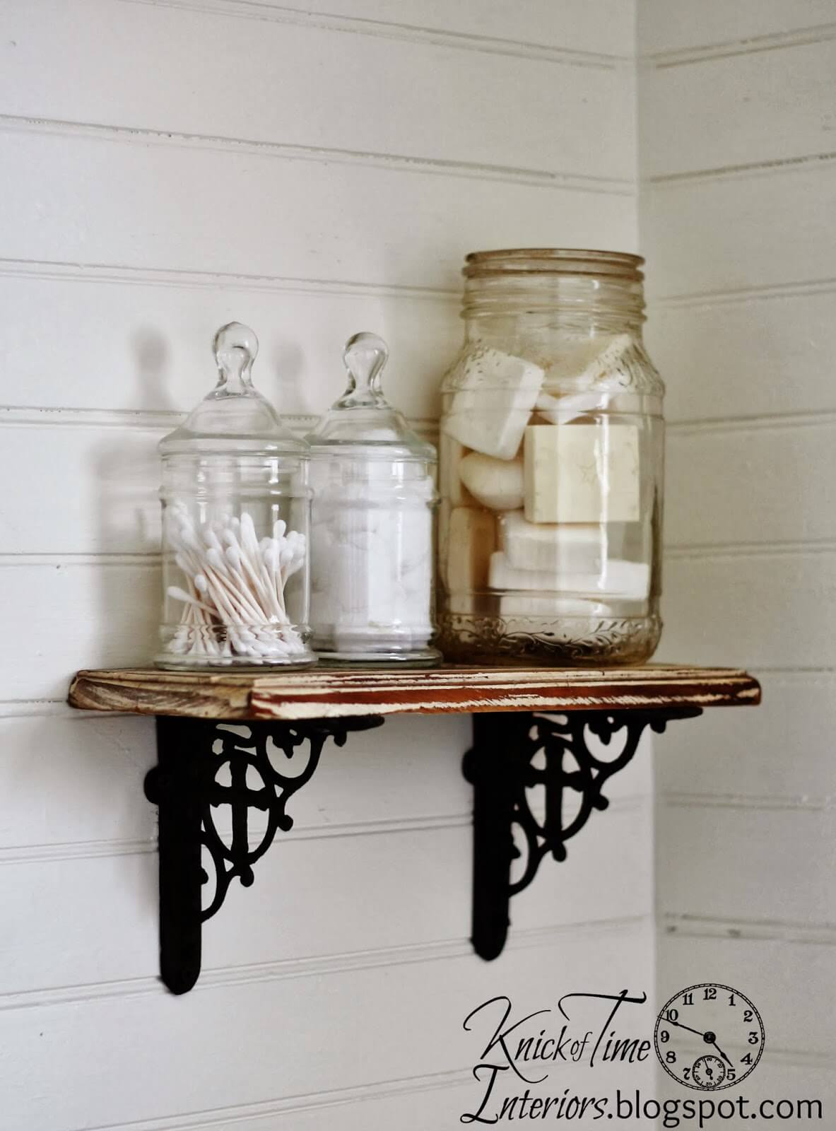 Mason Jar Bathroom Accessories 36 Best Farmhouse Bathroom Design And Decor Ideas For 2017