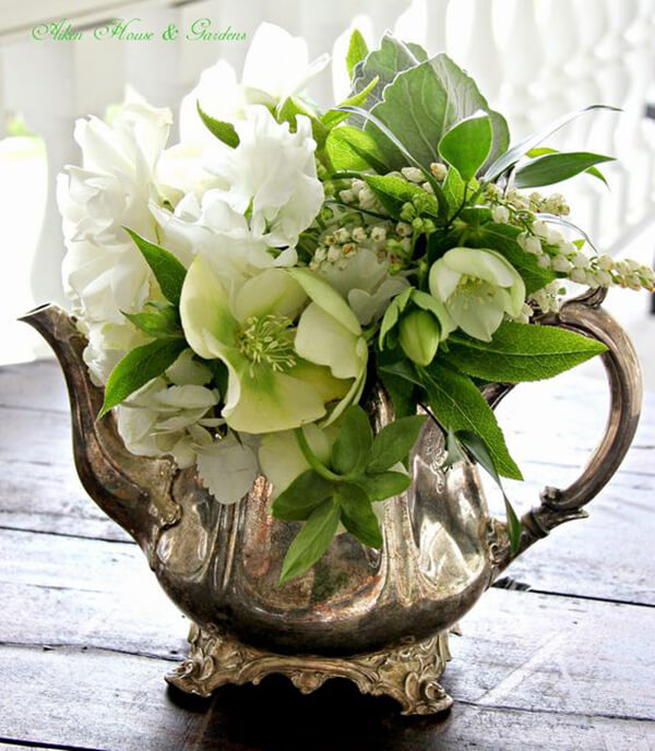 17 Best Ideas About White Floral Arrangements On Pinterest: Welcome Spring: 17 Beautiful Flower Arrangement Ideas