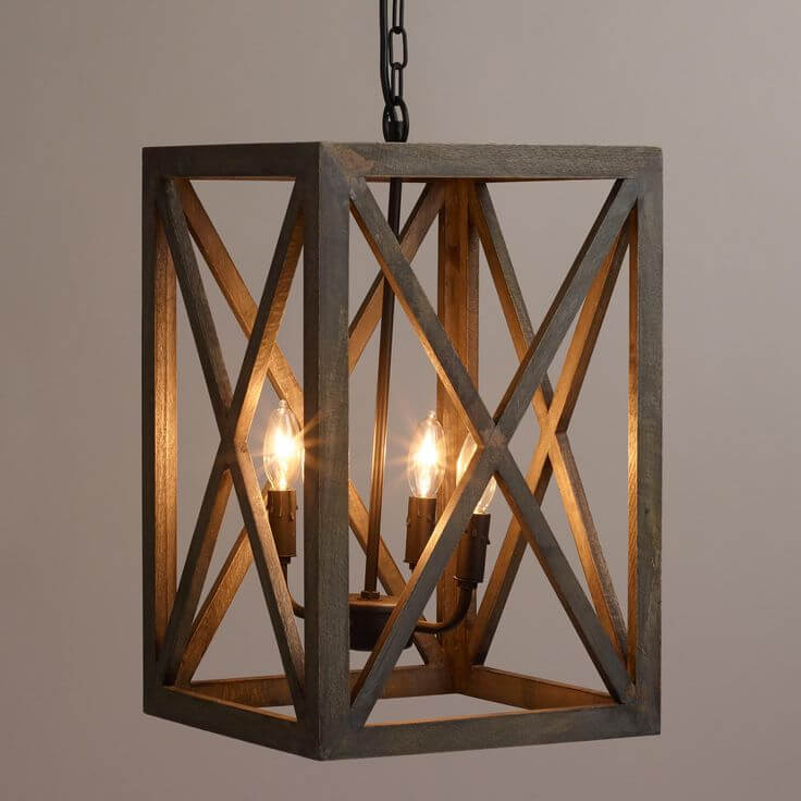An Old-Fashioned Way to Bring Light into your Dining Area