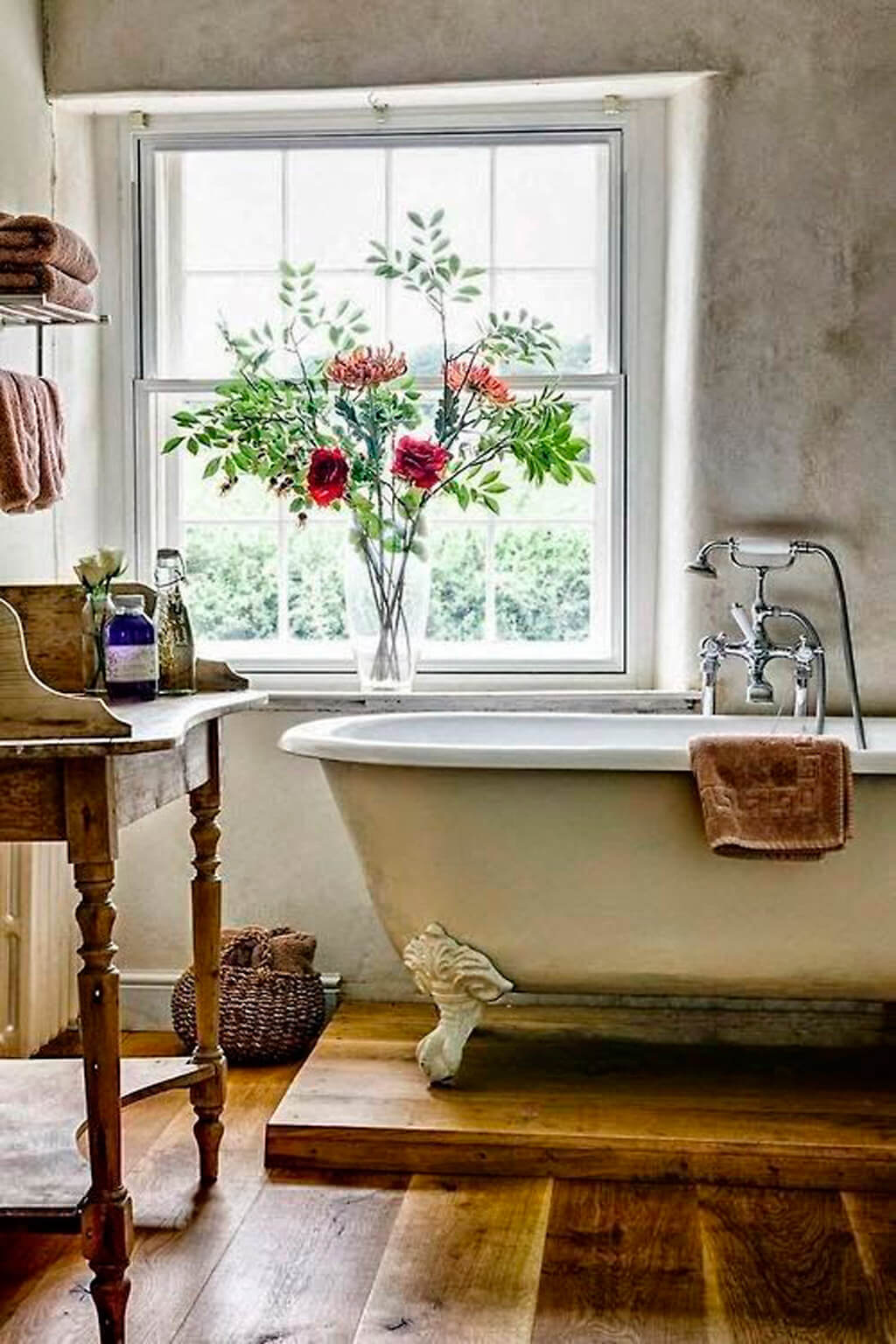 36 best farmhouse bathroom design and decor ideas for 2020