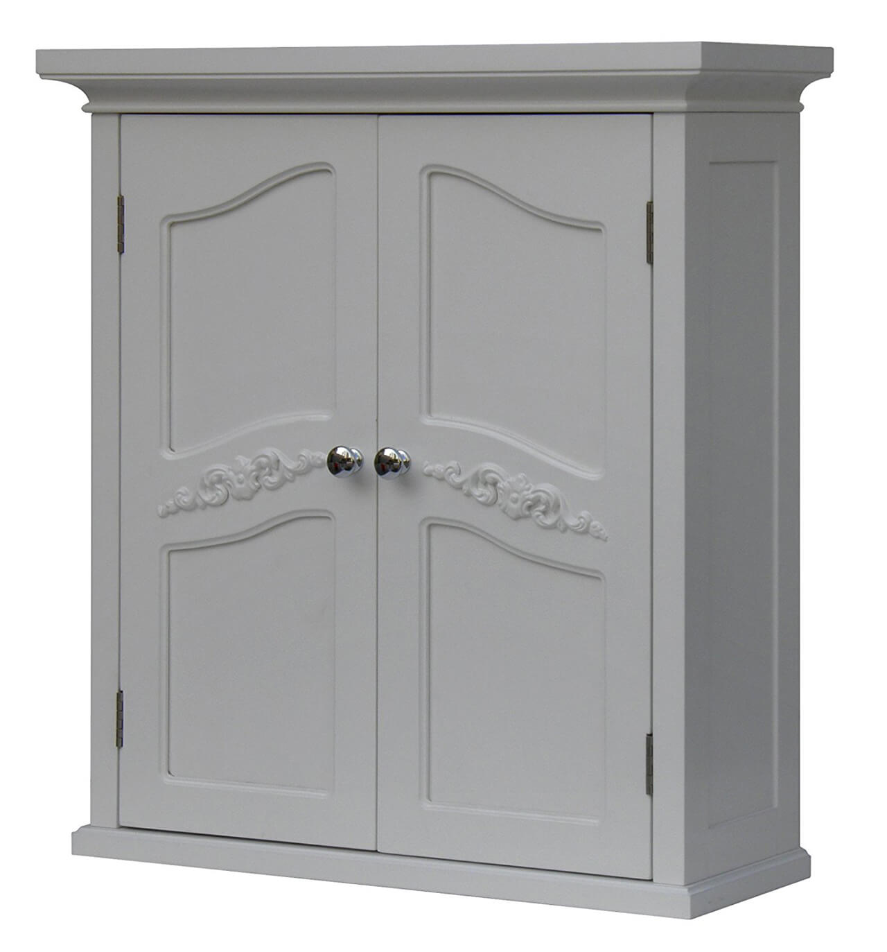 Elegant Home Fashion Vera 2-Door Wall Cabinet
