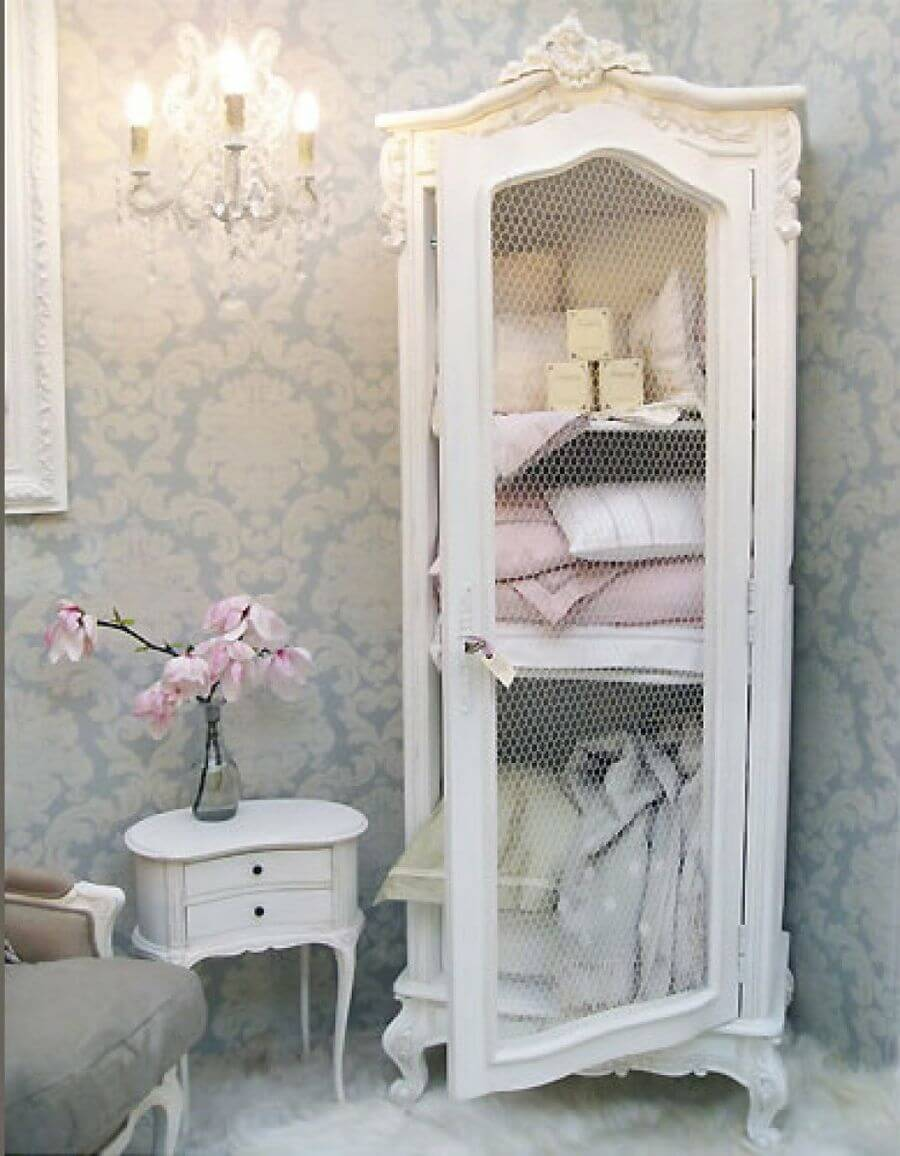 35 best shabby chic bedroom design and decor ideas for 2017 for French shabby chic bathroom ideas