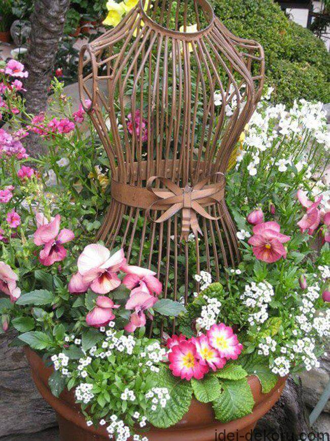 Garden Decoration Pictures 34 best vintage garden decor ideas and designs for 2017