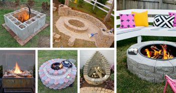 Best DIY Firepit Ideas