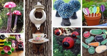 DIY Garden Crafts