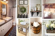 Farmhouse Bathroom Designs
