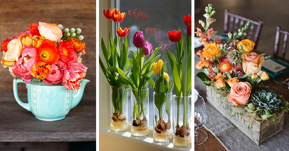 36 Best Flower Arrangement Ideas and Designs for 2018