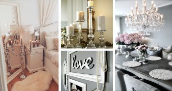 Rustic Glam Decorations