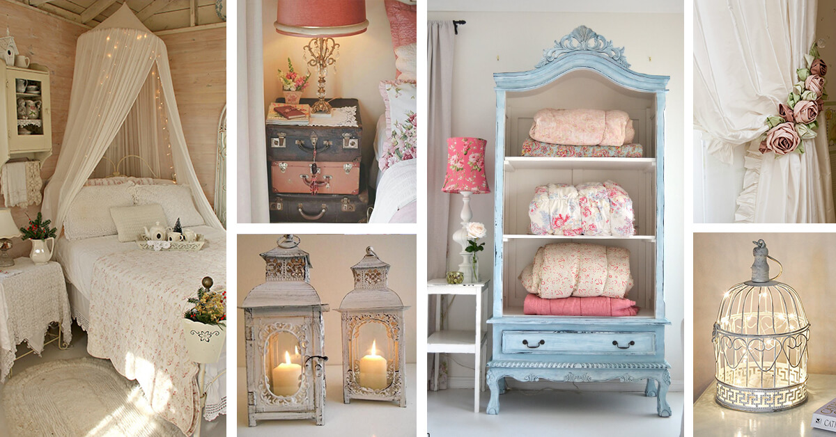 Blue Shabby Chic Bedroom Ideas 3 Cool Inspiration Design
