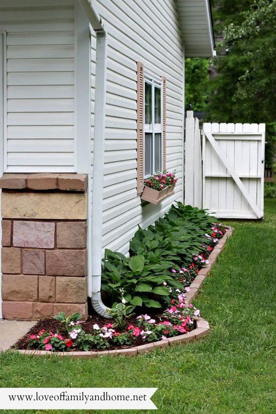 27 best flower bed ideas decorations and designs for 2018 for Small flower bed ideas
